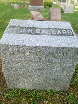 Dr Joseph Robinett Ballard