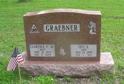 "Clarence F. ""Bud"" Graebner"