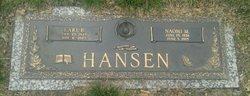 Naomi Maxine <I>Arnold</I> Hansen