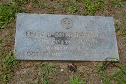 Fred Boone Bonniwell, Jr