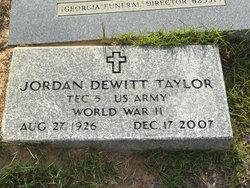 Jordan Dewitt Taylor
