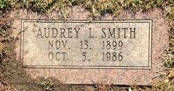 Audrey L Smith