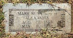 Mary Ruby Smith