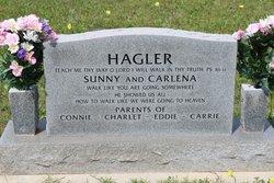 "Clarence Elmer ""Sunny"" Hagler Jr."