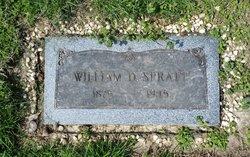 William Dudley Spratt