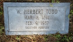 Watus Herbert Todd