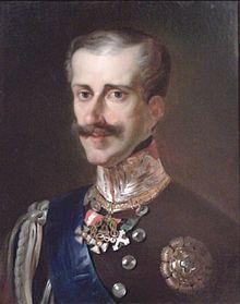 Carlo Alberto of Savoy-Carignano