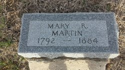 Mary Rice <I>Spillman</I> Martin