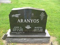 John A. Aranyos