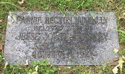 Fannie <I>Becton</I> Nunnally