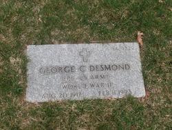 George C Desmond