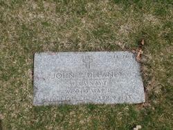 John P Delaney