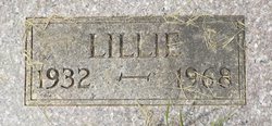 Lillie Marie <I>Avery</I> Stafford