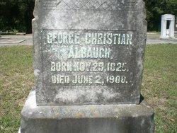 George Christian Albaugh