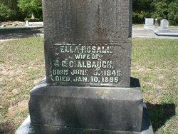 Ella Rosalee <I>McKay</I> Albaugh