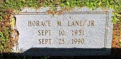 Horace M Lane Jr.