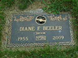 Diane Brooks <I>Fitzwater</I> Beeler