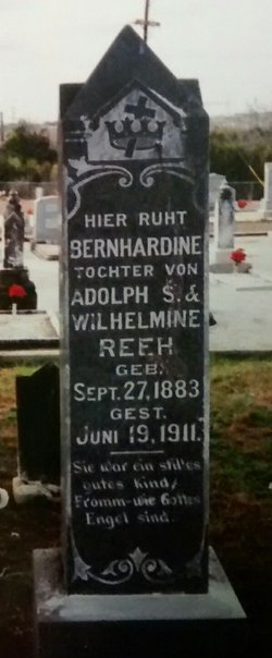 Bernhardine Reeh