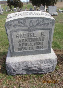 Rachel <I>Blakely</I> Ackerman