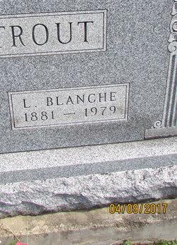 Lillie Blanche <I>Kirkpatrick</I> Armentrout