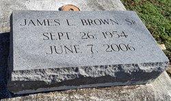 James Lionel Brown, Sr