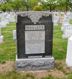 Martin F Hassett
