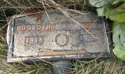 Dorothy W Wilbur