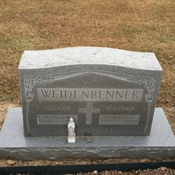 William Henry Weidenbenner