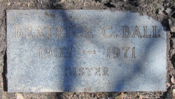 Beatrice C. Ball