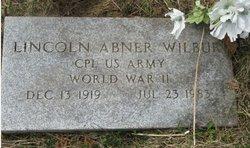 Lincoln Abner Wilbur