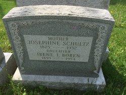 Irene T. <I>Schultz</I> Boren