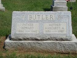 Margaret A. <I>Heuston</I> Butler