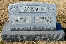 Carl John Jackson, Sr