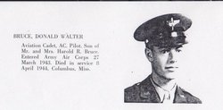 Donald Walter Bruce