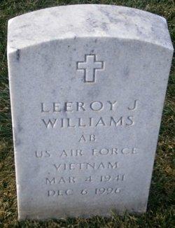 Leeroy J Williams