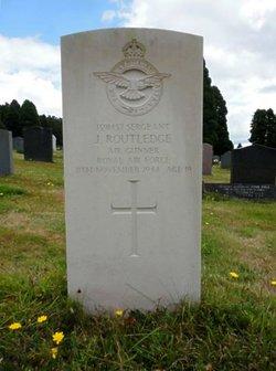 Sgt. John Routledge