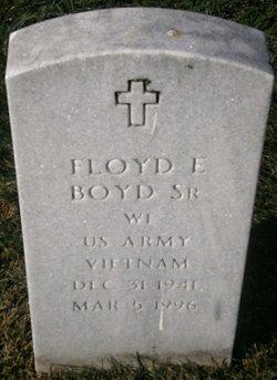 Floyd E Boyd, Sr