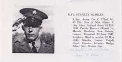 SSgt Stanley Searles Day