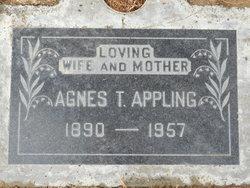 Agnes T. Appling