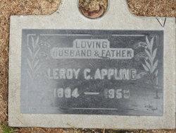 LeRoy Charles Appling
