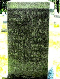 Sarah E. <I>Tripp</I> Lawrence