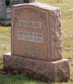 "Lillian M. ""Lilly"" <I>Hammer</I> Mathias"