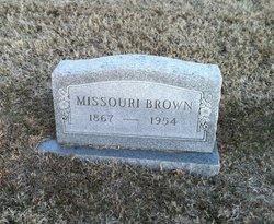 Missouri Brown