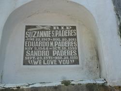 Eduardo M Paderes