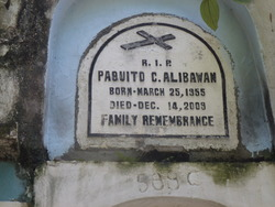 Paquito C Alibawan