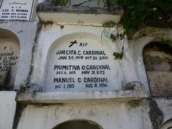 Anecita C Cardinal