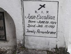 Juan Escallian