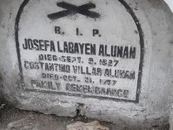 Costantimo Villar Alunan
