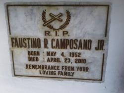 Faustino R Camposano, Jr