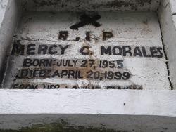 Mercy C Morales